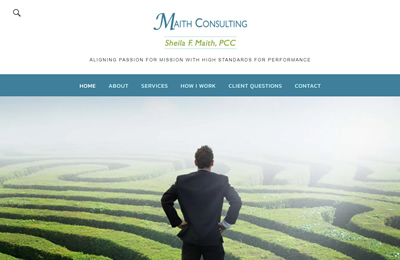 Maith Consulting Home Page thumbnail